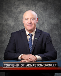 Mayor Michael Donohue photo