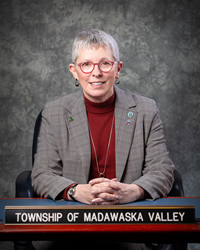 Mayor Kim Love photo
